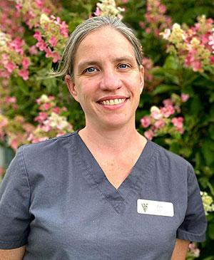 Zoe Russell, CVT